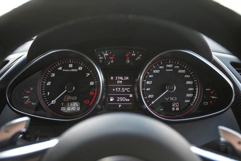 Car-Revs-Daily.com 2014 AUDI R8 V10 Plus in Sepang Matte Metallic Blue 24