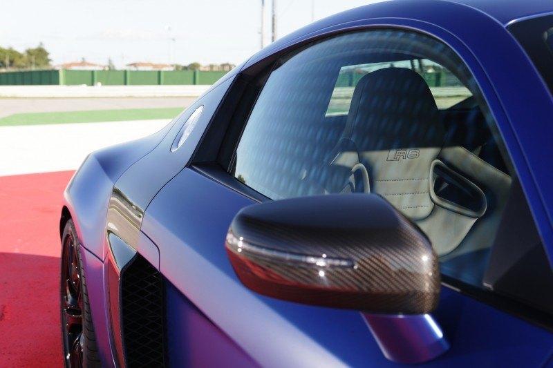 Car-Revs-Daily.com 2014 AUDI R8 V10 Plus in Sepang Matte Metallic Blue 53