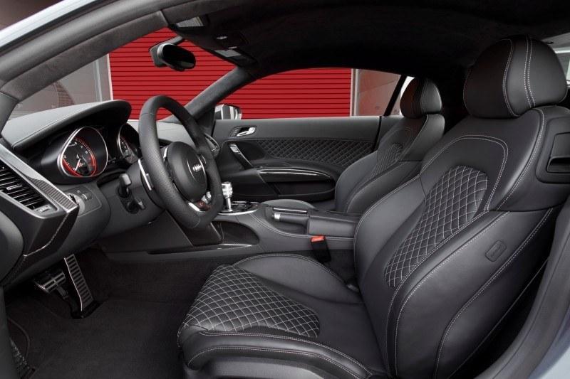 Car-Revs-Daily.com 2014 AUDI R8 V10 Plus in Sepang Matte Metallic Blue 95