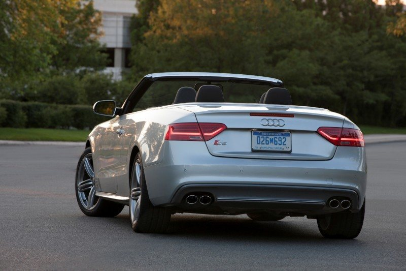 Car-Revs-Daily.com 2014 Audi A5, S5 and RS5 Cabriolet Buyers Guide 9