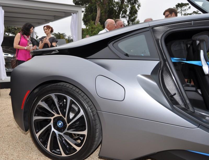 Car-Revs-Daily.com 2014 BMW i8 Pebble Beach Concours d'Elegance Edition 20