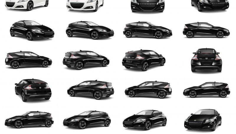 Car-Revs-Daily.com 2014 Honda CR-Z 126