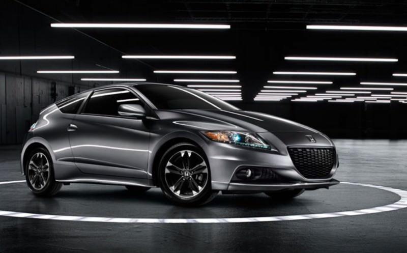 Car-Revs-Daily.com 2014 Honda CR-Z 6