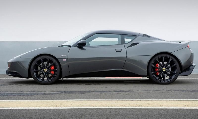 Car-Revs-Daily.com 2014 LOTUS Evora and Evora S - USA Buyers Guide - Specs, Colors and Options 11