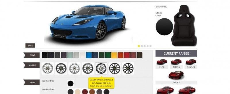 Car-Revs-Daily.com 2014 LOTUS Evora and Evora S - USA Buyers Guide - Specs, Colors and Options 20