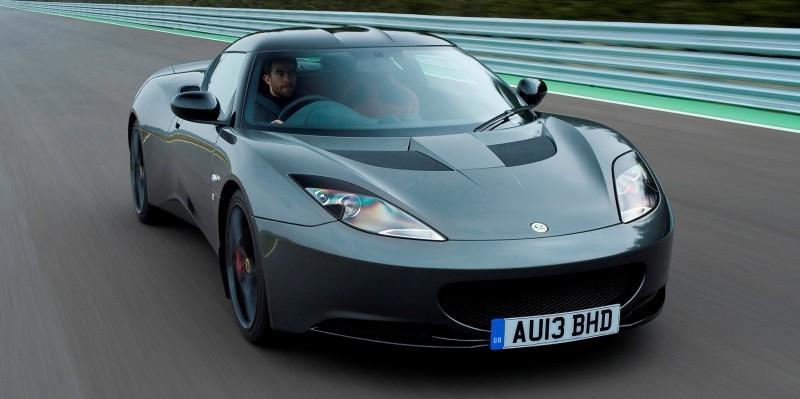 Car-Revs-Daily.com 2014 LOTUS Evora and Evora S - USA Buyers Guide - Specs, Colors and Options 47
