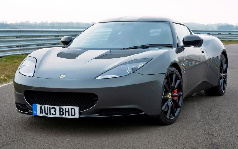 Car-Revs-Daily.com 2014 LOTUS Evora and Evora S - USA Buyers Guide - Specs, Colors and Options 56