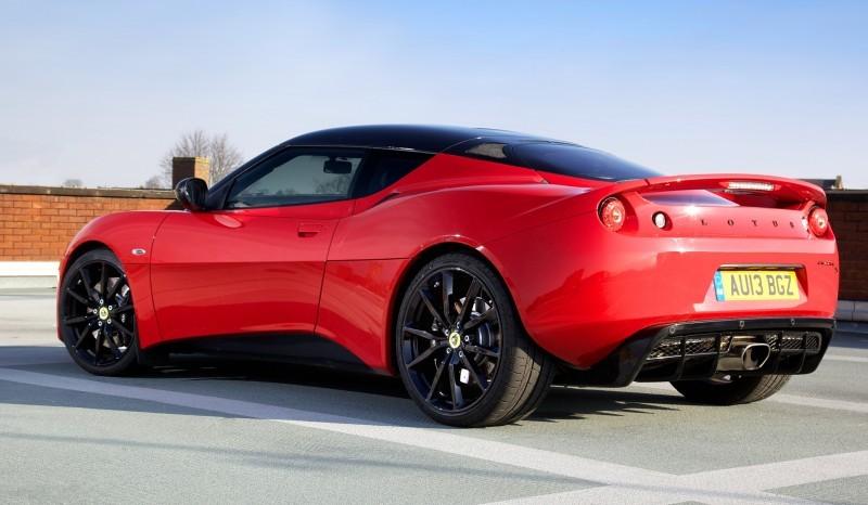 Car-Revs-Daily.com 2014 LOTUS Evora and Evora S - USA Buyers Guide - Specs, Colors and Options 83