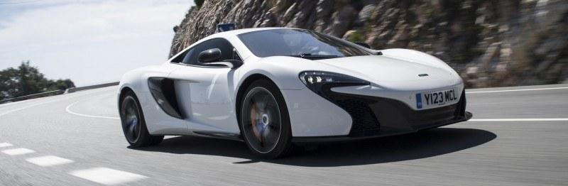 Car-Revs-Daily.com 2014 McLaren 650S Coupe and Spider Launch Ascari Circuit 68