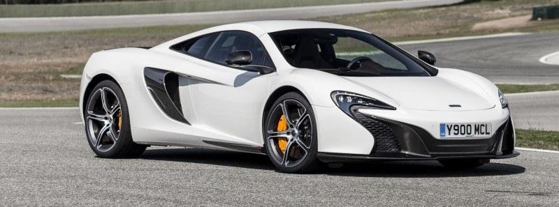 Car-Revs-Daily.com 2014 McLaren 650S Coupe and Spider Launch Ascari Circuit 69
