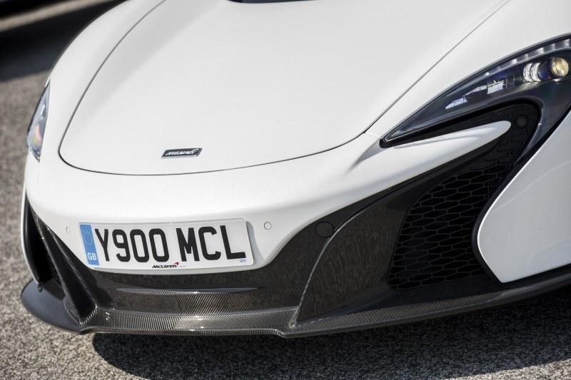 Car-Revs-Daily.com 2014 McLaren 650S Coupe and Spider Launch Ascari Circuit 72