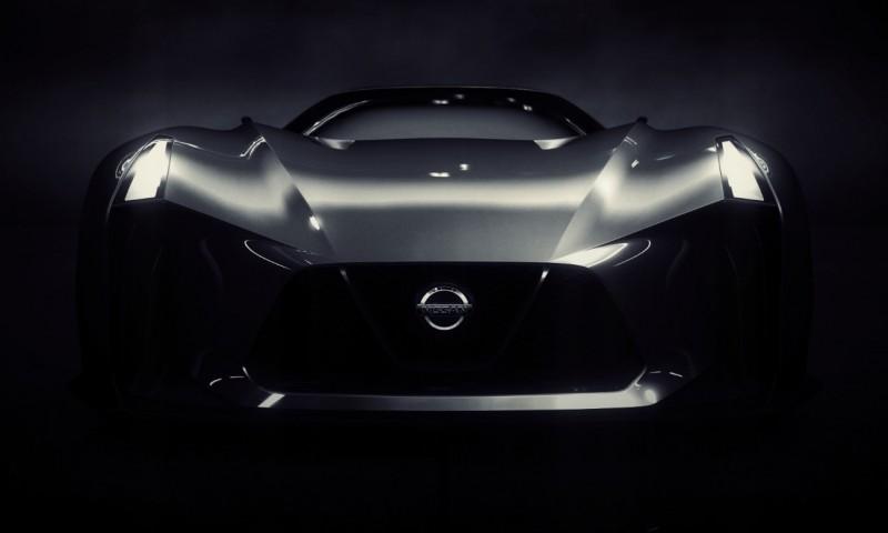 Car-Revs-Daily.com 2014 Nissan GT1 Details Revealed - Dubbed NC2020 Vision Gran Turismo 54