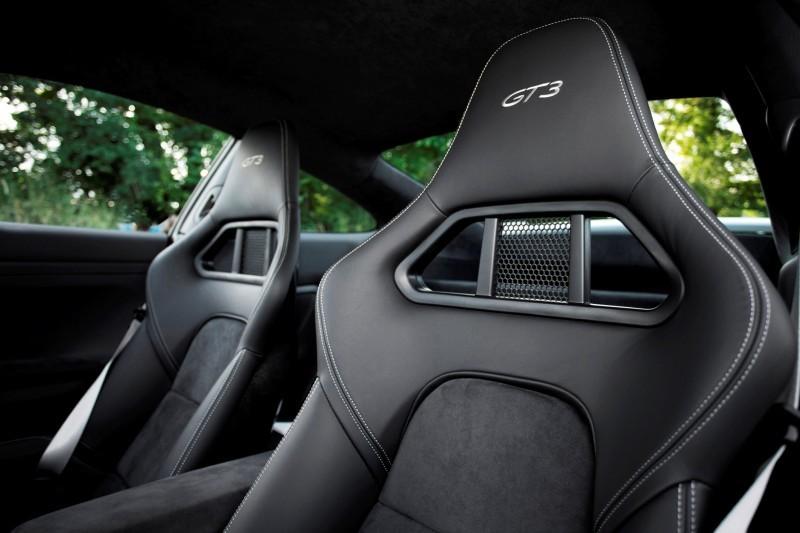 Car-Revs-Daily.com 2014 Porsche 911 GT3 is Race-Ready Street Car 20