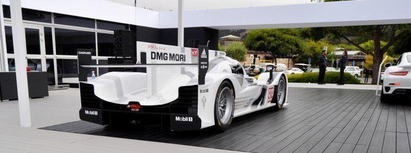 Car-Revs-Daily.com 2014 Porsche 919 LMP1 Racecar at the Quail 20