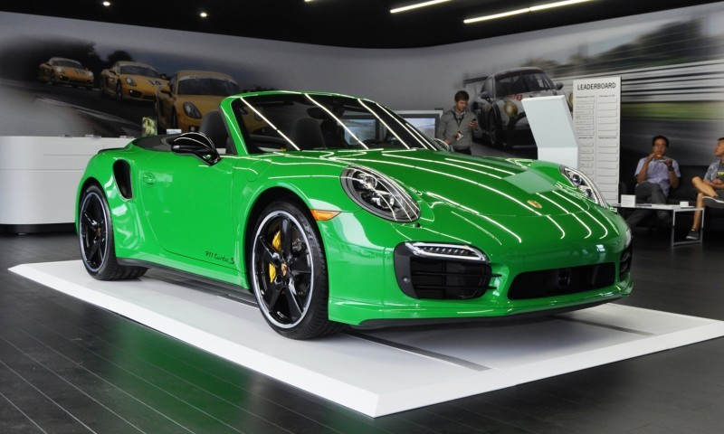 Car-Revs-Daily.com 2015 911 Turbo and Turbo S Cabrio 13