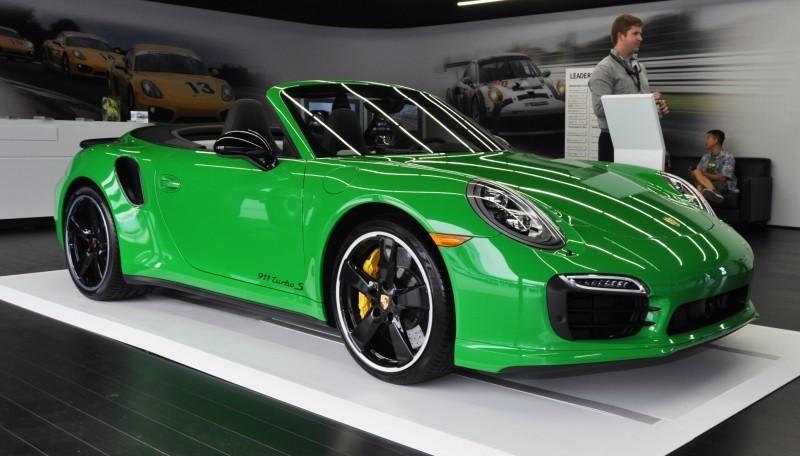 Car-Revs-Daily.com 2015 911 Turbo and Turbo S Cabrio 14