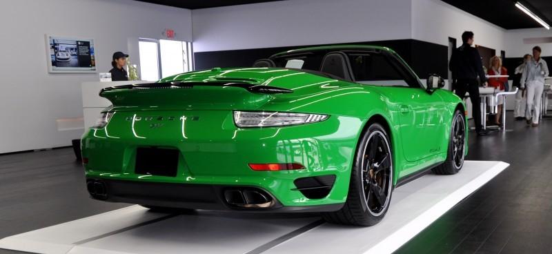 Car-Revs-Daily.com 2015 911 Turbo and Turbo S Cabrio 21