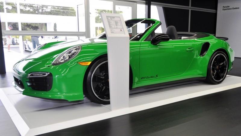 Car-Revs-Daily.com 2015 911 Turbo and Turbo S Cabrio 24