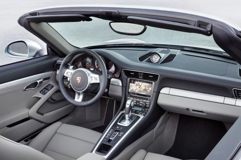 Car-Revs-Daily.com 2015 911 Turbo and Turbo S Cabrio 32