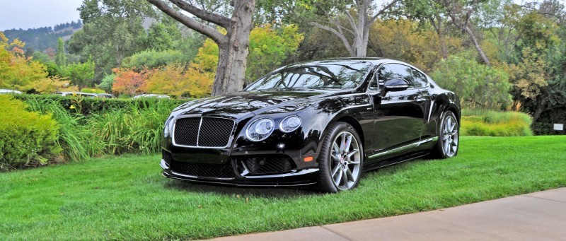 Car-Revs-Daily.com 2015 Bentley Continental GT V8S Is Stunning in Black Crystal Paintwork 13