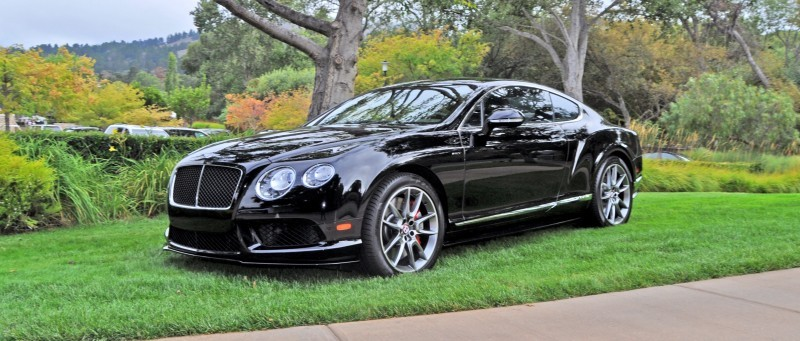 Car-Revs-Daily.com 2015 Bentley Continental GT V8S Is Stunning in Black Crystal Paintwork 15