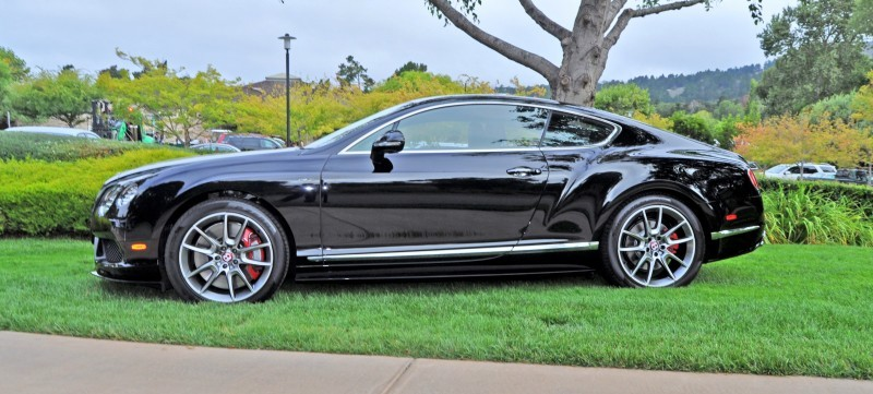 Car-Revs-Daily.com 2015 Bentley Continental GT V8S Is Stunning in Black Crystal Paintwork 23