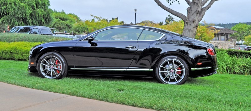 Car-Revs-Daily.com 2015 Bentley Continental GT V8S Is Stunning in Black Crystal Paintwork 25