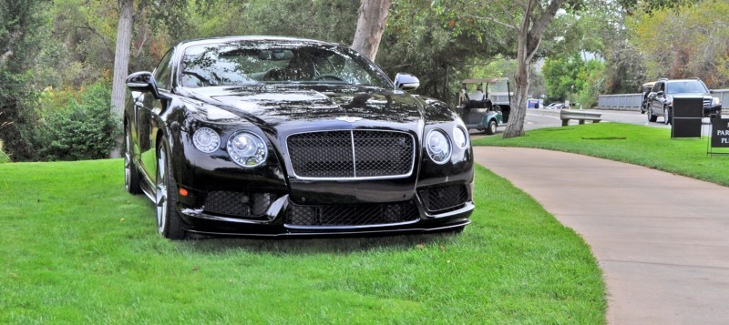 Car-Revs-Daily.com 2015 Bentley Continental GT V8S Is Stunning in Black Crystal Paintwork 3