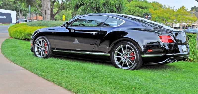 Car-Revs-Daily.com 2015 Bentley Continental GT V8S Is Stunning in Black Crystal Paintwork 30