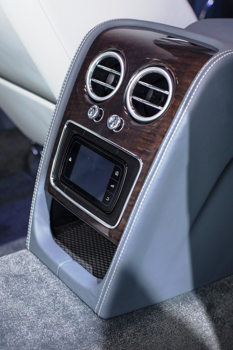 Car-Revs-Daily.com 2015 Bentley Flying Spur V8 Debuts in Moscow 23
