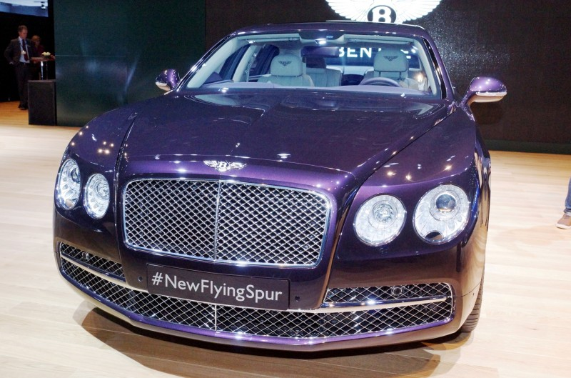 Car-Revs-Daily.com 2015 Bentley Flying Spur V8 Debuts in Moscow 28