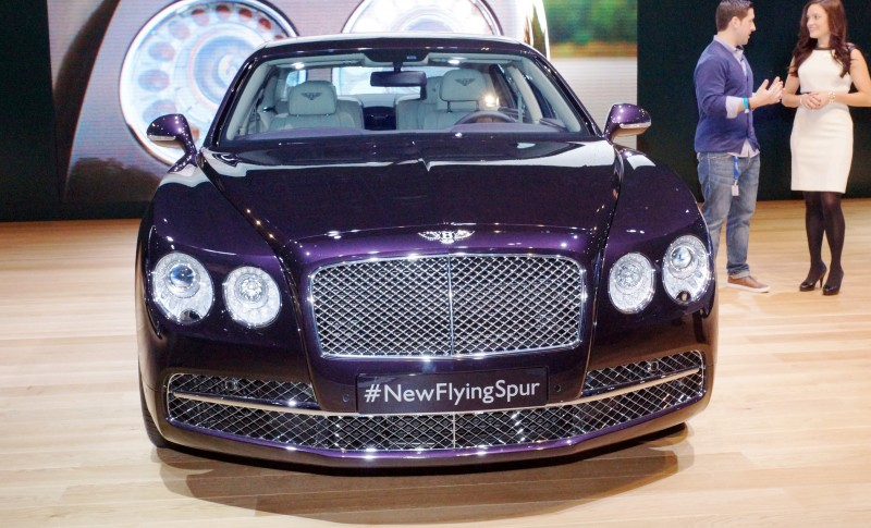 Car-Revs-Daily.com 2015 Bentley Flying Spur V8 Debuts in Moscow 29