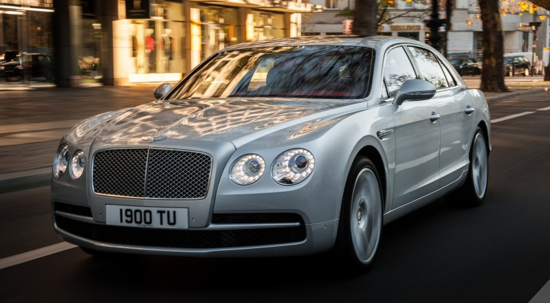Car-Revs-Daily.com 2015 Bentley Flying Spur V8 Debuts in Moscow 33