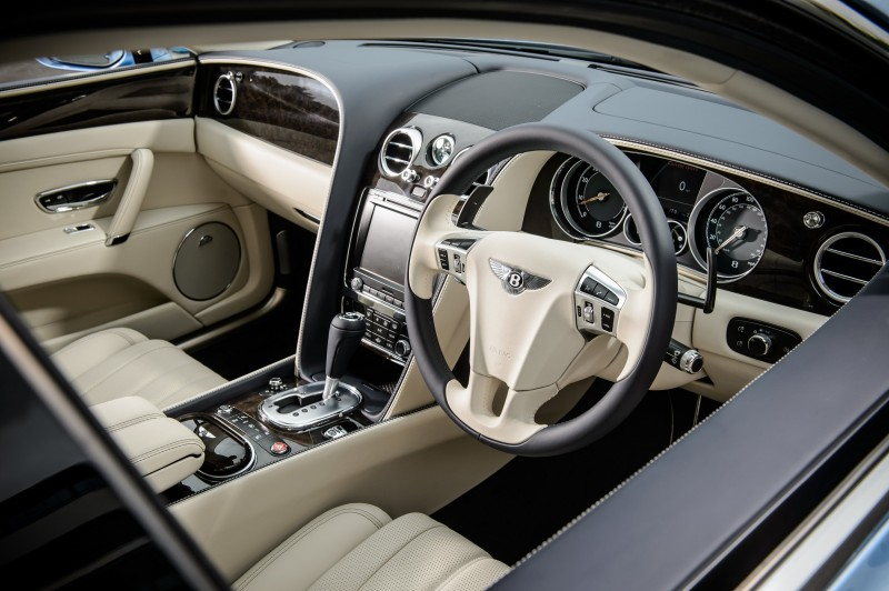 Car-Revs-Daily.com 2015 Bentley Flying Spur V8 Debuts in Moscow 36
