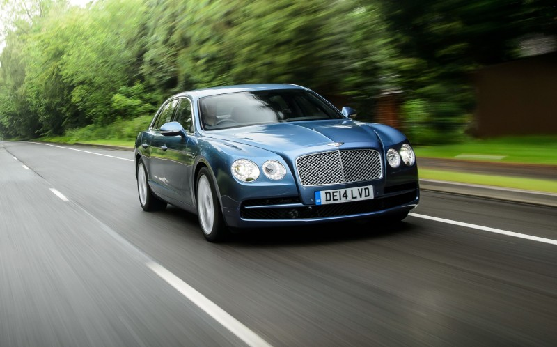 Car-Revs-Daily.com 2015 Bentley Flying Spur V8 Debuts in Moscow 39