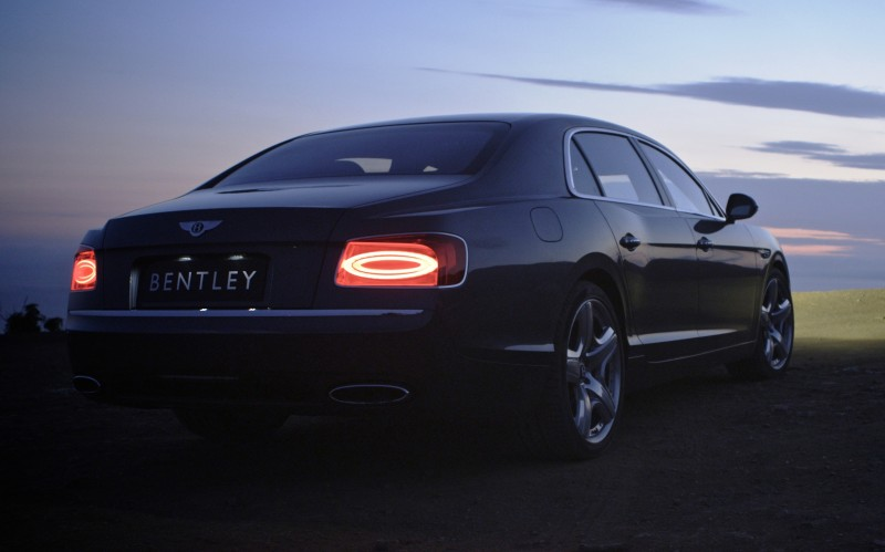 Car-Revs-Daily.com 2015 Bentley Flying Spur V8 Debuts in Moscow 42