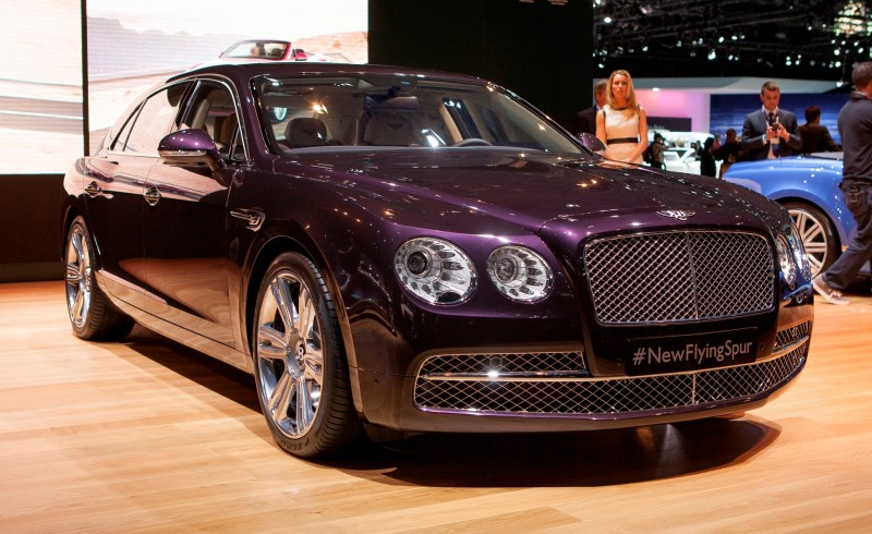 Car-Revs-Daily.com 2015 Bentley Flying Spur V8 Debuts in Moscow 44