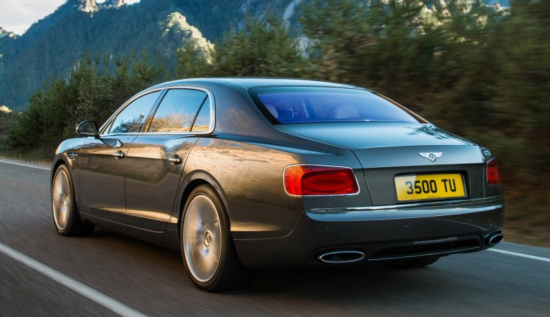 Car-Revs-Daily.com 2015 Bentley Flying Spur V8 Debuts in Moscow 45