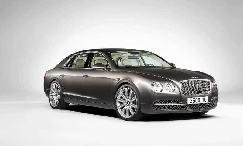 Car-Revs-Daily.com 2015 Bentley Flying Spur V8 Debuts in Moscow 47