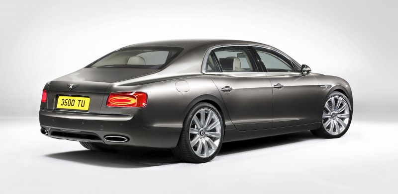 Car-Revs-Daily.com 2015 Bentley Flying Spur V8 Debuts in Moscow 48