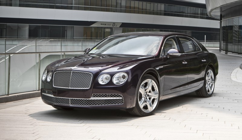 Car-Revs-Daily.com 2015 Bentley Flying Spur V8 Debuts in Moscow 52