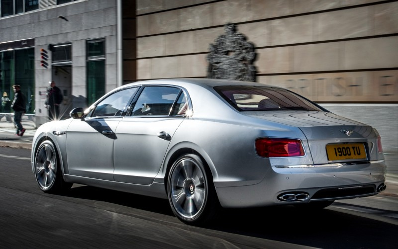 Car-Revs-Daily.com 2015 Bentley Flying Spur V8 Debuts in Moscow 53