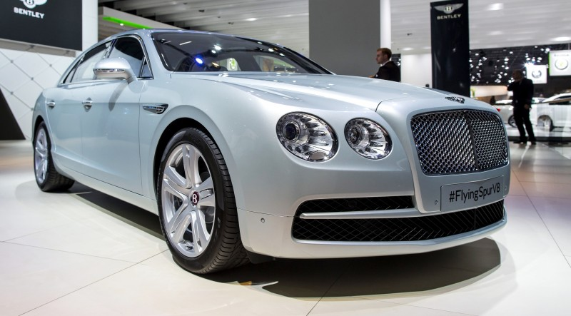Car-Revs-Daily.com 2015 Bentley Flying Spur V8 Debuts in Moscow 9