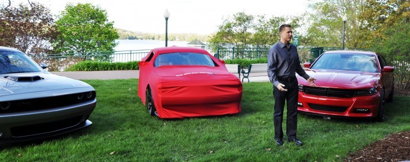 Car-Revs-Daily.com - 2015 Dodge Challenger SRT Hellcat Debut Photos and Video 11