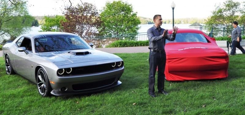 Car-Revs-Daily.com - 2015 Dodge Challenger SRT Hellcat Debut Photos and Video 14