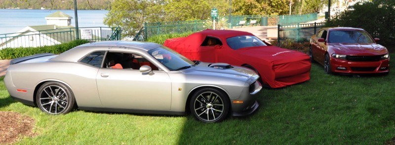 Car-Revs-Daily.com - 2015 Dodge Challenger SRT Hellcat Debut Photos and Video 2