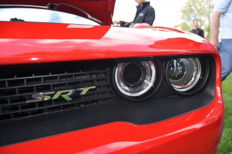 Car-Revs-Daily.com - 2015 Dodge Challenger SRT Hellcat Debut Photos and Video 52
