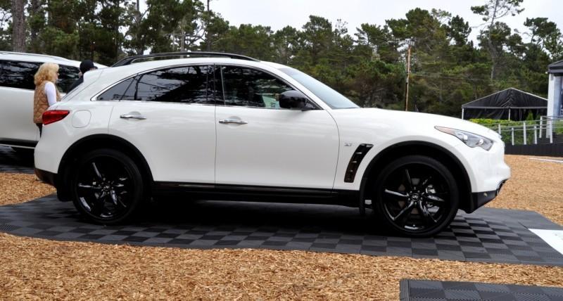 Car-Revs-Daily.com 2015 INFINITI QX70S 24