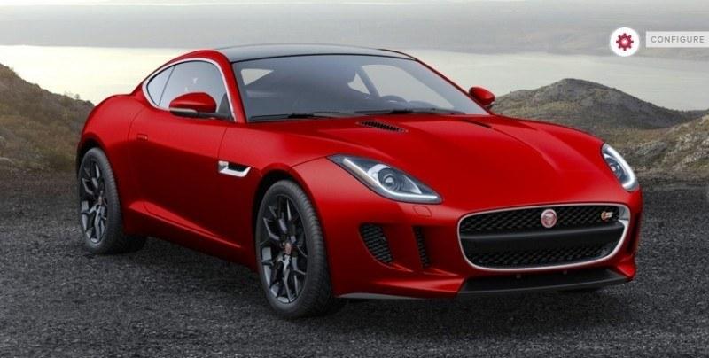 Car-Revs-Daily.com 2015 JAGUAR F-Type S Coupe - Options, Exteriors and Interior Colors Detailed33