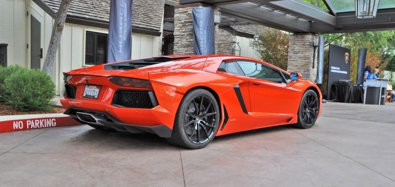 Car-Revs-Daily.com 2015 Lamborghini Aventador Shines Hypercar Halo 19